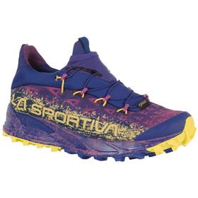 La Sportiva W's Tempesta GTX Shoes Iris Blue /Purple